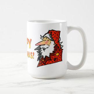 Santa or Father Christmas Mugs