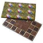 Santa Ornament Tiled 45 Piece Box Of Chocolates
