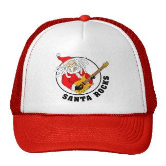 Santa oscila el gorra