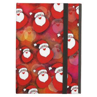Santa Pattern iPad Air Case