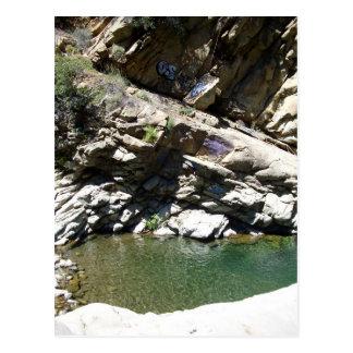 Santa Paula Creek Postcard