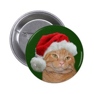 Santa Paws 2 Inch Round Button