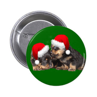 Santa Paws Is Coming to Town Pin