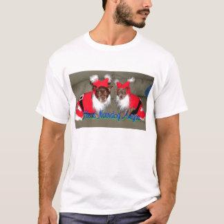 Santa Paws Navidog T-Shirt