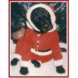 Santa Paws Photo Cutouts