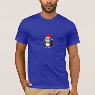Santa Penguin T-Shirt