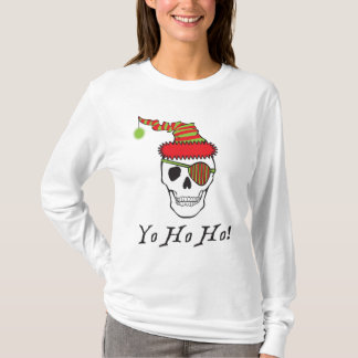 Santa Pirate T-Shirt