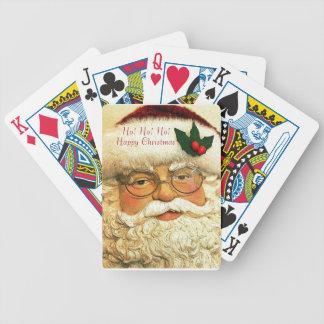 Santa Playing Cards
