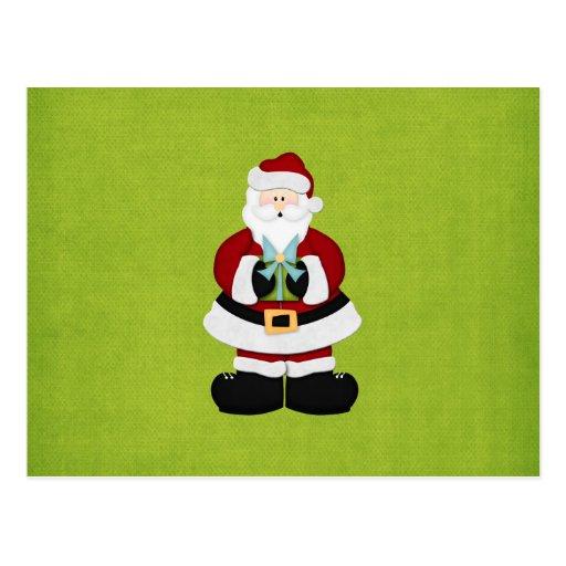 Santa Postales