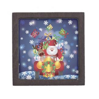 Santa Premium Gift Box