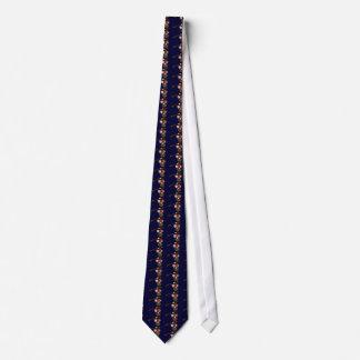 Santa pudo venir un pedazo más adelante corbatas personalizadas