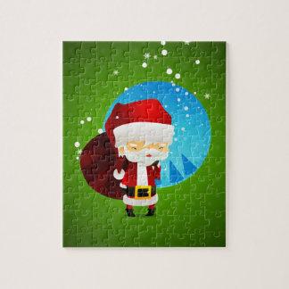 Santa Puzzles Con Fotos