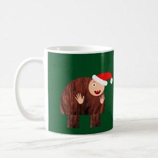 Santa Quasimodo Coffee Mug
