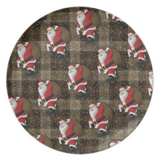 Santa que lleva Presents.jpg Plato