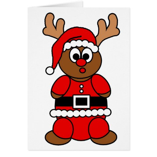 Santa R Card