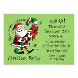 Santa Raising Cane Invitation