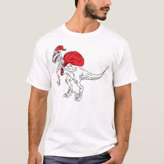 Santa Raptor T-Shirt