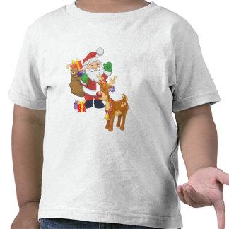 Santa & Reindeer Shirts