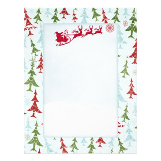 Letter To Santa Lined Paper Free | New Calendar Template Site