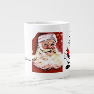 Santa Religion Christianity Holidays Christmas Extra Large Mugs