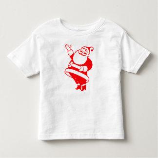 Santa retro t-shirt