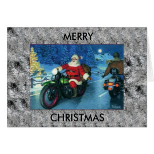 Birthday Ecards Harley Davidson ~ Harley christmas cards greeting photo cards zazzle