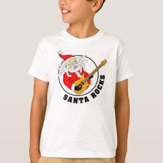 Santa Rocks Children's Shirt