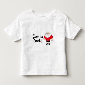 Santa Rocks Santa Tees