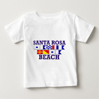 Santa Rosa Beach Toddler Shirt