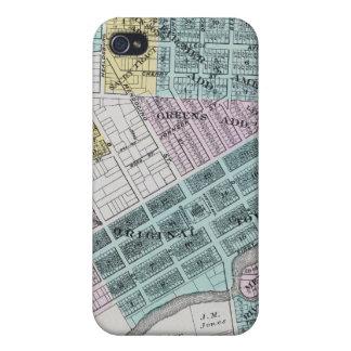 Santa Rosa, California 5 iPhone 4 Cover