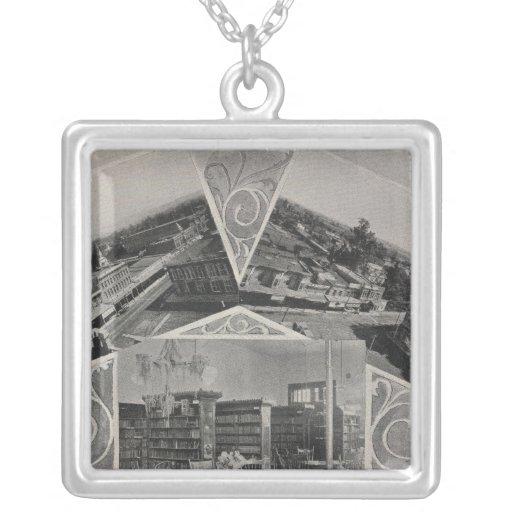 Santa Rosa, California 6 Personalized Necklace