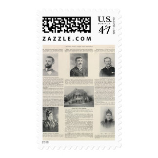 Santa Rosa, California Postage