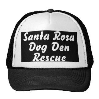 Santa Rosa Dog Den Rescue Trucker Cap 100913 Trucker Hat