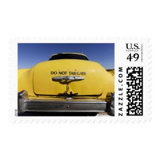 Santa Rosa, New Mexico,United States. Old Yello 2 Postage