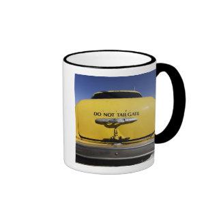 Santa Rosa, New Mexico,United States. Old Yello 2 Ringer Mug