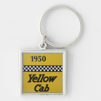 Santa Rosa, New Mexico,United States. Old Yello Keychain