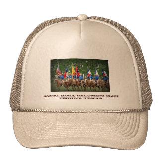Santa Rosa Palomino Club Vernon, Texas Trucker Hat