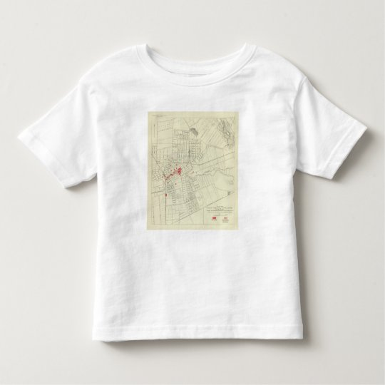 Santa Rosa, portions destroyed by earthquake Toddler T-shirt