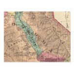 Santa Rosa, Vallejo, y los municipios de Sonoma Postales