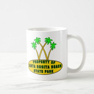 Santa Rosita Beach State Park Coffee Mug