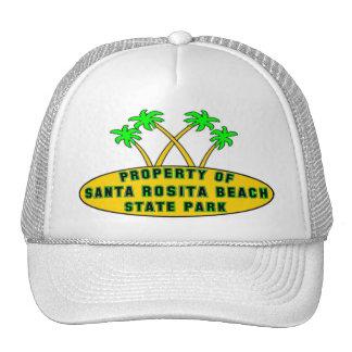 Santa Rosita Beach State Park Mesh Hats