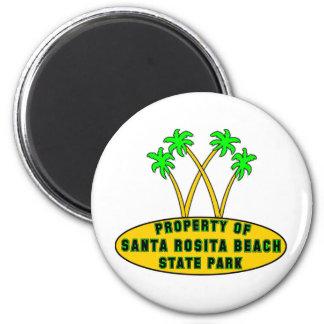 Santa Rosita Beach State Park Magnet