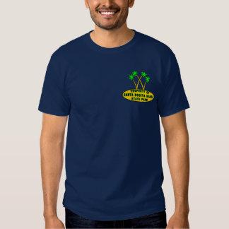 Santa Rosita Beach State Park T-Shirt