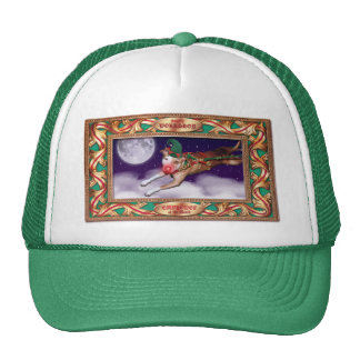 Santa s Employee of the Month Hat