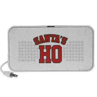 Santa s Ho Speaker System