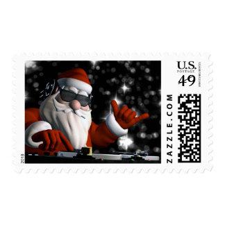 Santa s In Da House Stamp