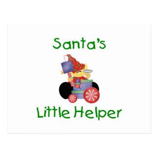 Santa s Little Helper Post Cards