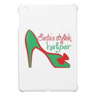 Santa s stylsih helper iPad mini cases