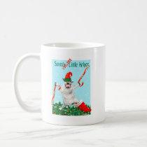 Santa's USELESS Little Helper Mug