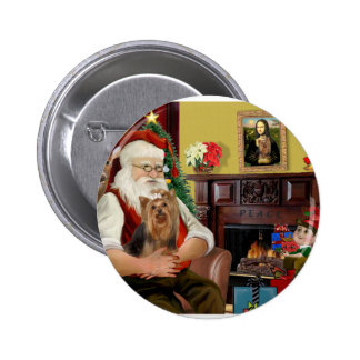 Santa s Yorkshire Terrier 7 Pin